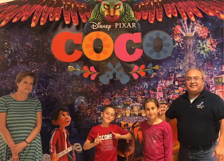 Coco Movie Review by Favorite Grampy