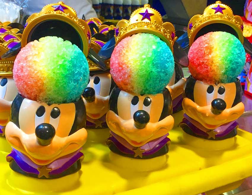 Disney On Ice - Mickey Mouse Snow Cones