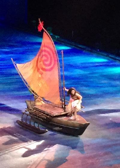 Disney On Ice - Moana