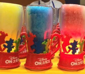 Disney On Ice Light Up Cups