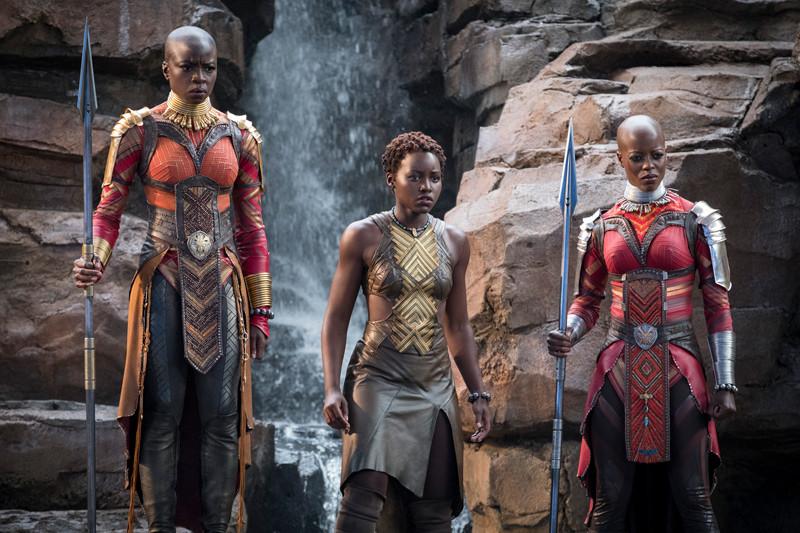 Black Panther - Dora Milaje - General Okoye