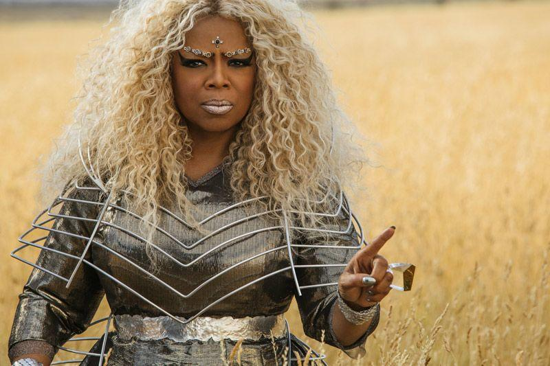 A Wrinkle in Time - Mrs Which - Oprah Winfrey