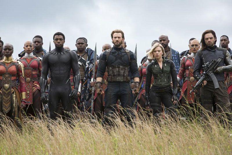 Avengers Infinity War Movie Trailer