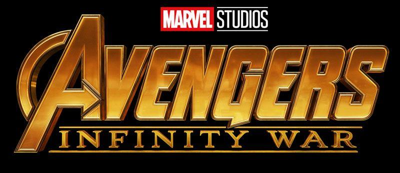 Avengers Infinity War Title