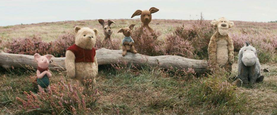 Christopher Robin Movie Review - Winnie the Pooh Characters