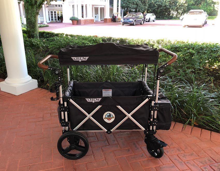 Main Street Strollers - Keenz Wagon Stroller