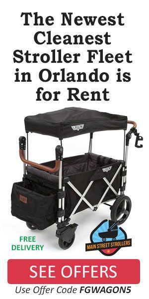 Main Street Strollers Rental Discount Code
