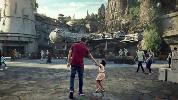 Star Wars Galaxy's Edge Opens on August 29, 2019 at Walt Disney World.