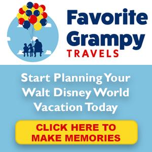 Favorite Grampy Travels - Start Planning Your Walt Disney World Vacation Today