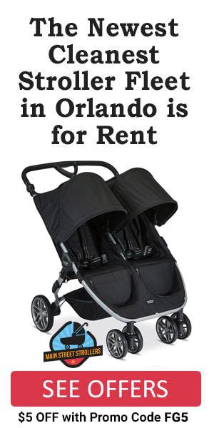 Main Street Strollers Rental - Orlando
